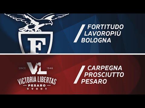 Serie A 2020-21 highlights: <br>Fortitudo Bologna-VL Pesaro