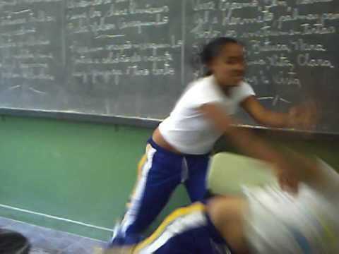 Ah dani espancando a dalila kkk (видео)
