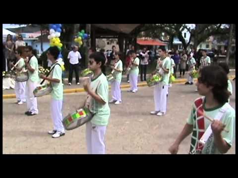 Desfile Cívico de 7 de Setembro de 2011 em Armazém SC