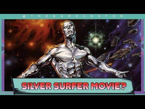 Marvel Studios planning Silver Surfer Movie (rumor)