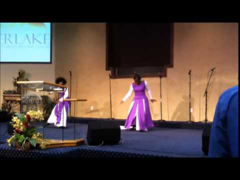 We Give You Glory + Reprise by James Fortune & FIYA feat. Tasha Cobbs Praise Dance