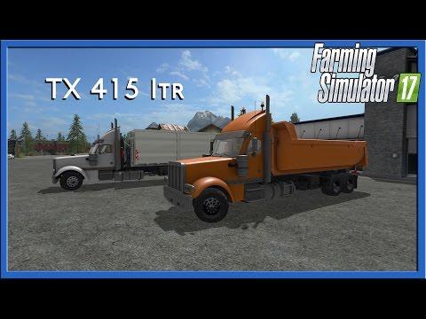 TX 415 Barrelcore ITRunner v1.0