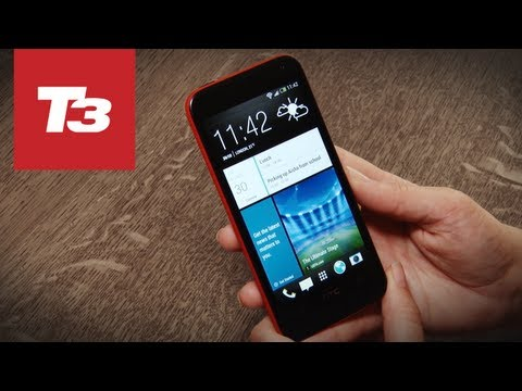 We get our hands-on with the first HTC Desire handset with LTE 4G tech