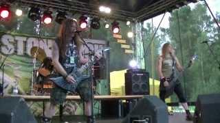 Video HEADFIRE - Stonerock vol.II, live