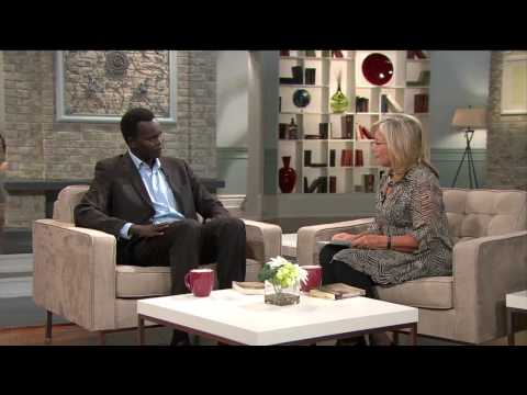 Jacob Deng-- One of the Lost Boys of Sudan