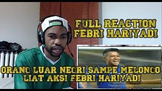 Video FEBRI HARIYADI REACTION BIKIN ORANG LUAR MELONGO II Berita Harian Persib Bandung MP3, 3GP, MP4, WEBM, AVI, FLV September 2018
