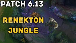 Playing Renekton Jungle in a plat game!Watch live at: https://www.twitch.tv/c00lstoryjoeTwitter: https://twitter.com/C00LStoryJoeFacebook: https://www.facebook.com/c00lstoryjoe