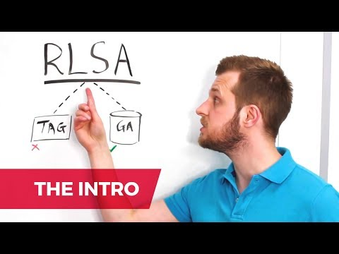Watch 'RLSA [Intro] - Remarketing Lists for Search, Tag vs Analytics?'