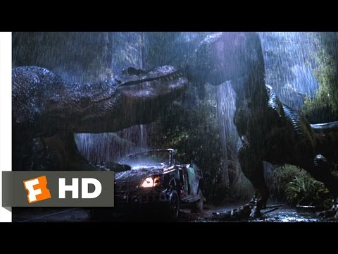 The Lost World: Jurassic Park (4/10) Movie CLIP - Ripped Apart (1997) HD (видео)