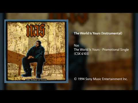Nas - The World Is Yours (Instrumental)