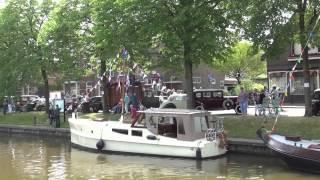 <h5>Voorproefje Oldtimer Festival in Franeker 2014</h5>