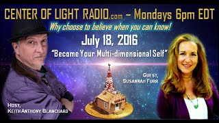 """""""Wake up and Become Your Multi-dimensional Self"""""""