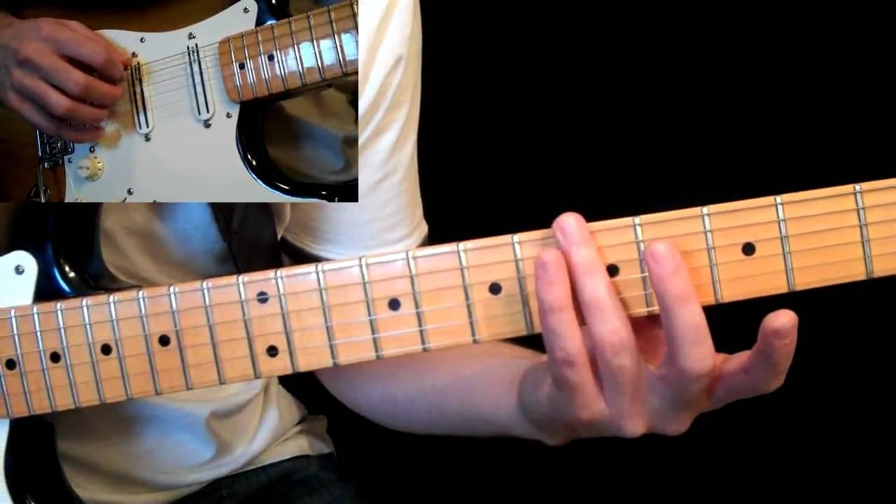 Natural Harmonics – Beginner Guitar Lesson