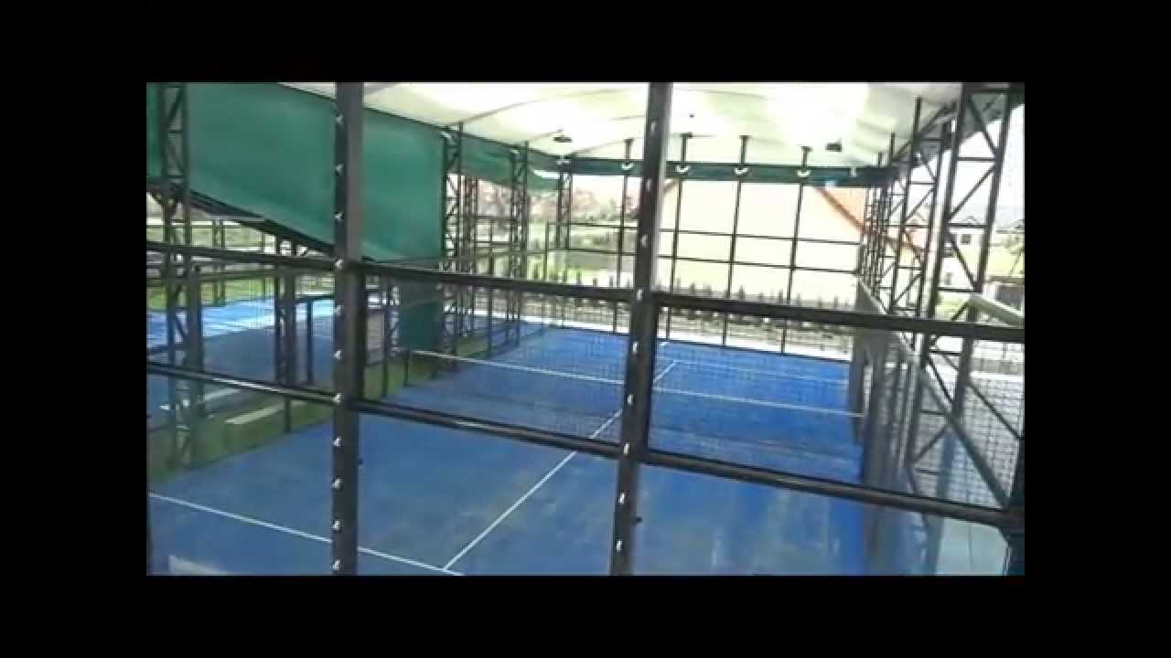 Padel-Court 3 in 2015 – Visit in Poland