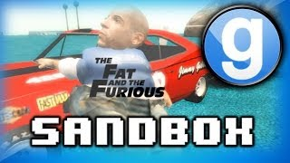 Nonton Garry's Mod Sandbox Funny Moments 3 - Dragon Ball Z, Fat Vin Diesel, and The Funniest Clip Ever! Film Subtitle Indonesia Streaming Movie Download