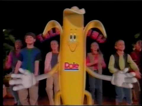 Dole Commercial (2002) (Television Commercial)