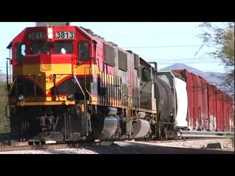 Kansas City Southern de México 2012 - SD60, ES44AC,AC44,S7MP.