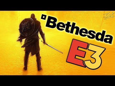 Конференция Bethesda - E3 2018 - THE ELDER SCROLLS VI, DOOM 2, Wolfenstein 3, FALLOUT 76 и Starfield