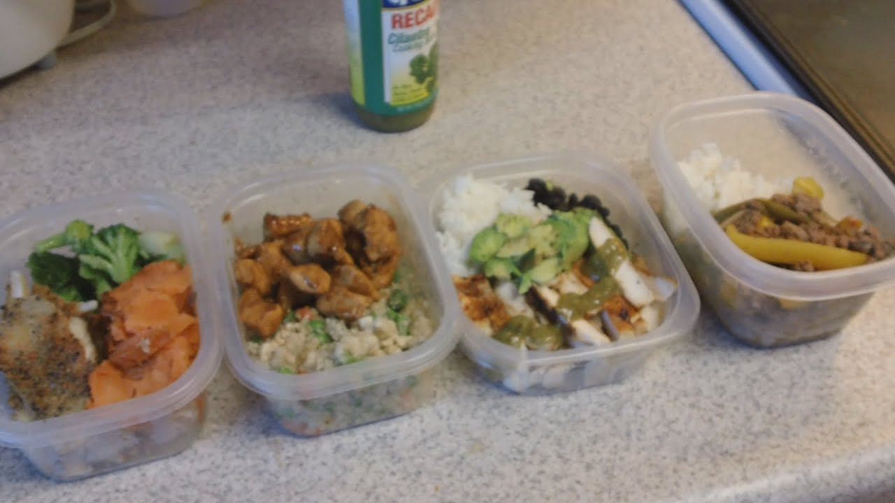 What's Cooking in Ashley's Kitchen?: Bikini Competition Meal Prep
