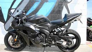 4. 2008 Honda CBR600RR Graffiti Edition Motorcycle For Sale