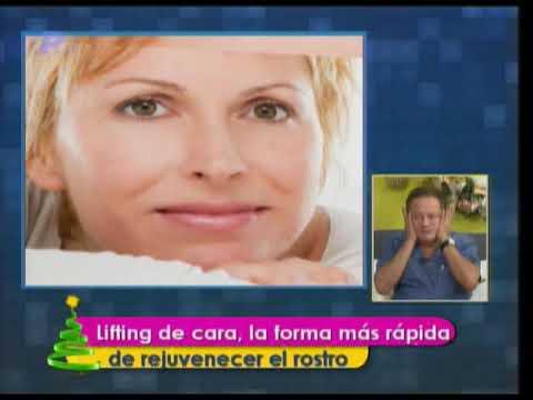 Estética al Día: Lifting de cara, la forma más rápida de rejuvenecer el rostro