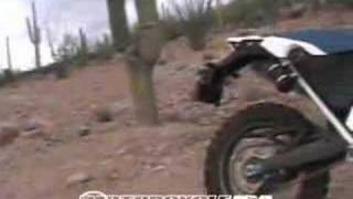 2. Dirt Bike Review - 2007 BMW G650 Xchallenge