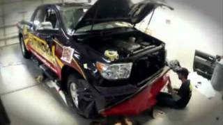 Kevin VanDam unveils his new Toyota Tundra for 2012