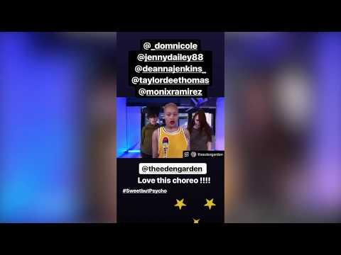 Ava Max - Fan Highlights 2018 - Thời lượng: 43 giây.