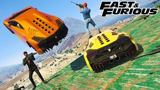 Nonton New FAST & FURIOUS Snipers vs Stunters & RPGs & Trucks & More  (GTA 5 Online) Film Subtitle Indonesia Streaming Movie Download
