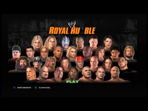WWE SmackDown! Here Comes The Pain - 30 Man Royal Rumble
