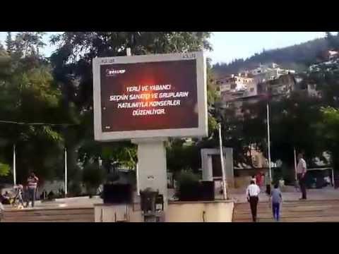 Belen/Hatay Led Ekran - 1