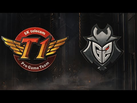 SKT Vs G2 | Semifinals Game 3 | 2019 Mid-Season Invitational | SK Telecom T1 Vs. G2 Esports