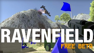 Ravenfield is, in its current beta, a free to play Battlefield style combat game that was recently approved on Steam Greenlight. Singleplayer capture-the-fla...