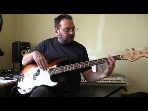 Money Pink Floyd bass cover par AH