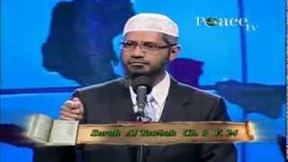Is the Qur'an God's Word ~ Dr Zakir Naik Part 1