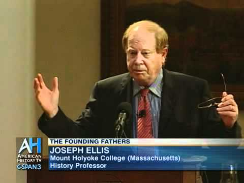 "Joseph Ellis on ""The Founding Fathers"""