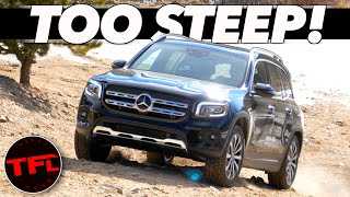 Is The 2020 Mercedes GLB a Baby G-Wagon? We Test It Off-Road To Find Out! by The Fast Lane Car