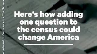 In video for   @nowthisnews  I explain why Trump's plan to rig 2020 census such a huge threat to dem
