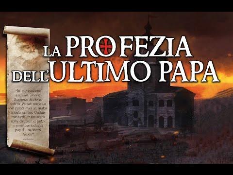 la profezia di san malachia sui papi.