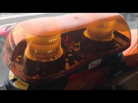 A454 СветоДиодная балка на магнитном креплении день