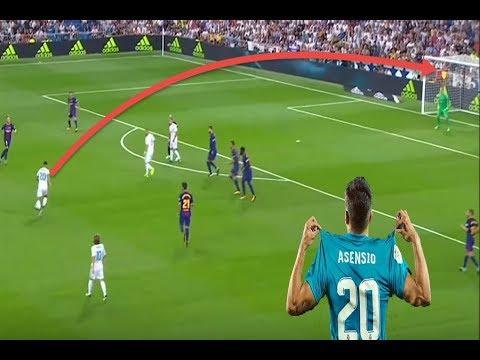 العرب اليوم - شاهد: السر وراء جنون الأندية على جوهرة ريال مدريد ماركو أسينسيو