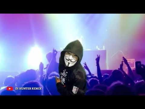 DJ Hunter Remix - Duel BASS 🔊 Ora Glerr Balekno Bakule !