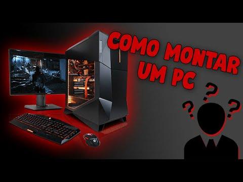 MONTANDO UM PC GAMER DO ZERO