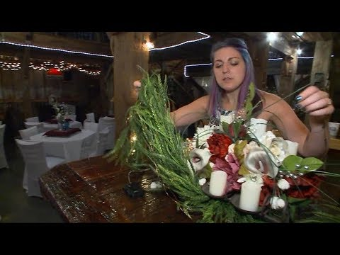Bride says her total solar eclipse wedding will be celestially 'perfect' (видео)