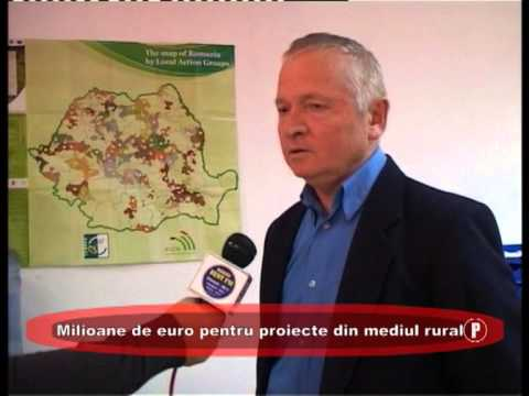 Milioane de euro pentru proiecte din mediul rural