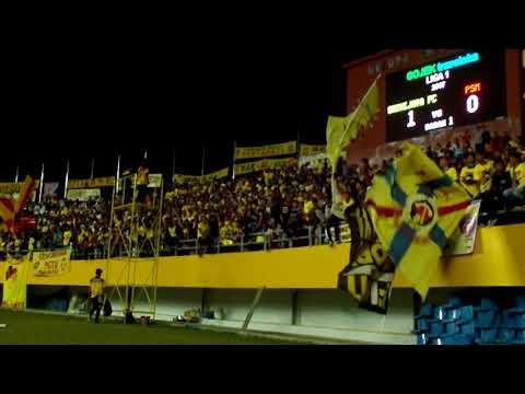 Sriwijaya Mania Beraksi Saat Sriwijaya FC Melawan PSM Makassar