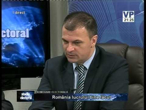 Emisiunea Studio electoral – Mircea Roșca, Marian Măchițescu și Ion Savu – 23 octombrie 2014