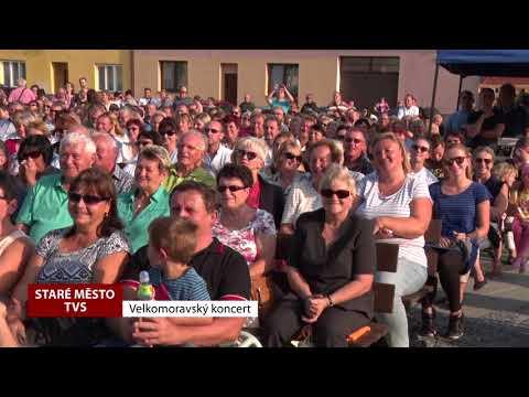 TVS: Staré Město - Velkomoravský koncert