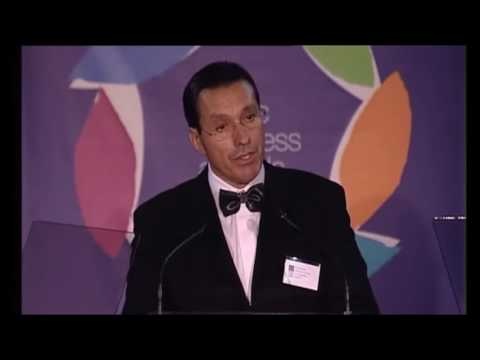 2005 Ethnic Business Awards Winner – Medium to Large Business Category – Fred Ferreira – Wideform Group of Companies