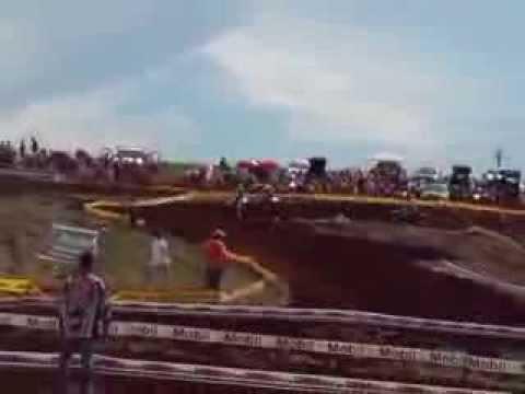 5*Etapa Copa Iguaçu de Motocross Porto Barreiro Cat.MX2 15-12-2013